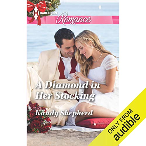 A Diamond in Her Stocking audiobook cover art
