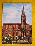 Antigua Postal - Old Postcard : Iglesia de Ntra.Sra.de la Asunción - TORRELAVEGA (Santander)