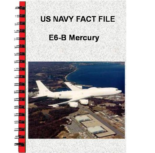 US Navy Fact File E6-B Mercury (English Edition)