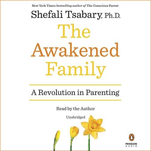 The Awakened Family audiobook cover art