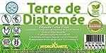 HYDROPLANETE Terre de Diatomée Blanche 200g 1kg 2kg 10kg 20kg - Grade Alimentaire, Haute pureté et Utilisable en Agriculture Biologique - Origine France (1kg) #1