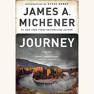 Journey audiobook cover art