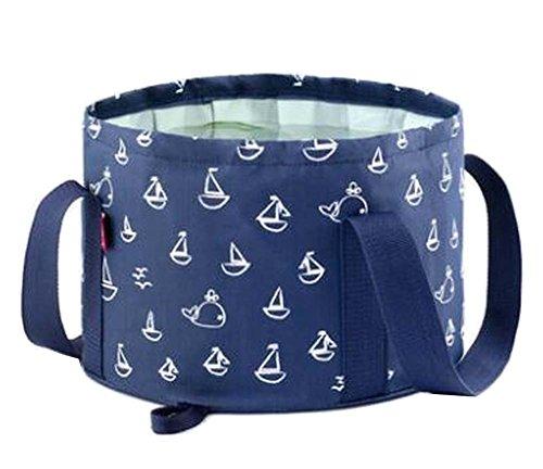 [Marine] Seau Portable Pliable Lavabo extérieur Washtub #01