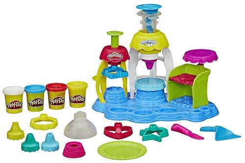 Hasbro Play-Doh A0318E24 - Zauber-Bäckerei, Knete