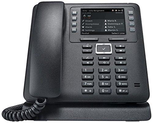 Telekom 40318824 Systemtelefon IP 630 schwarz
