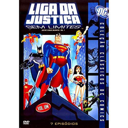 Liga Da Justiça: Sem Limites Volume 1