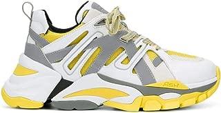ASH Luxury Fashion Womens FLASH01 Yellow Sneakers | Spring Summer 19