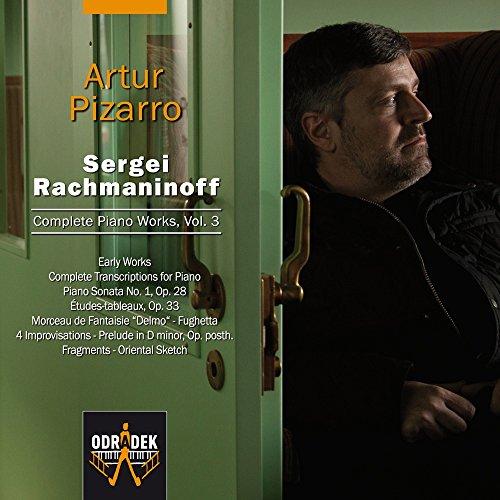 Rachmaninoff : Intégrale de l