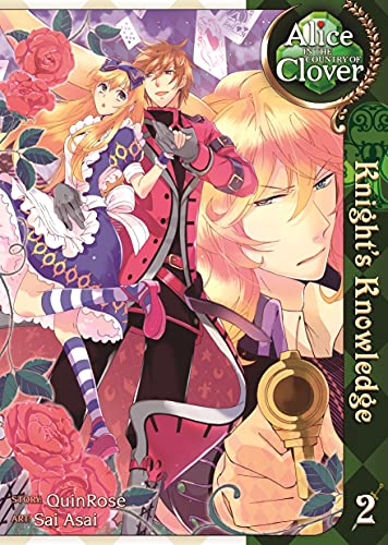 Alice in the Country of Clover Knight's Knowledge 2