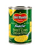 Rich Flavor: The golden cream corn is packed with a rich and flavorful taste - it works great as a delicious ingredient. You can mix it with pasta and other veggies or add seasonings for an extra flavor kick. Naturally Fresh: Our canned cut corn is p...