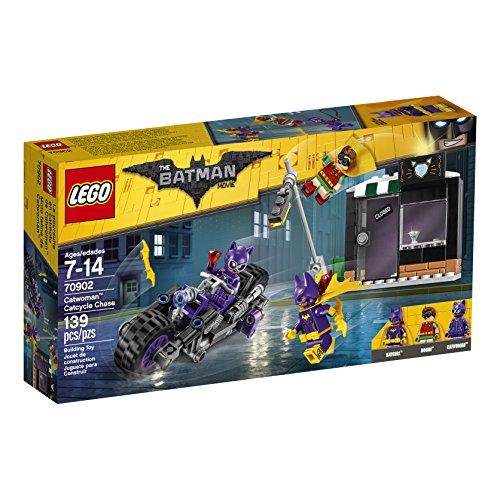 LEGO batman película catwoman catcycle persecución 70902 mix colors