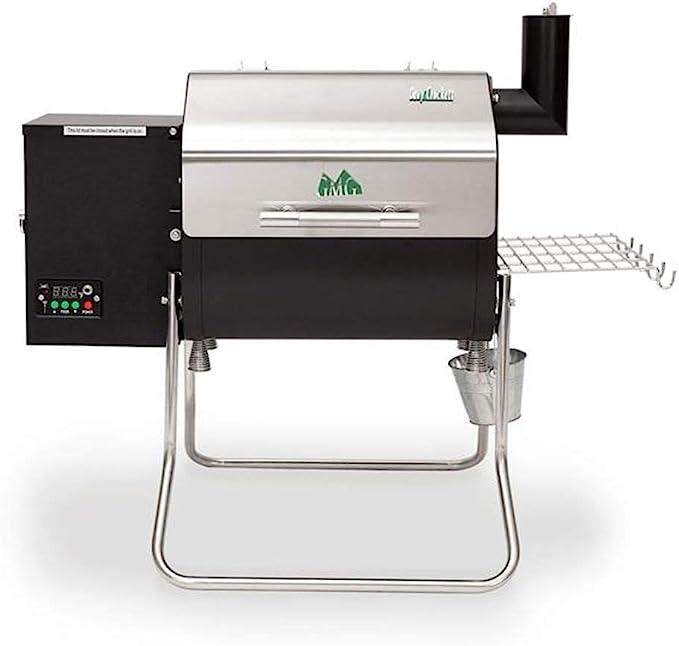 Green Mountain Davy Crockett Sense Mate Electric Grill – Best-seller Pellet Smoker