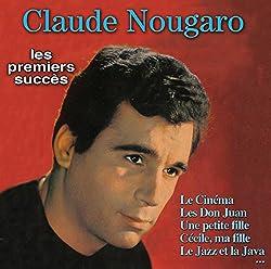 Claude Nougaro Les premiers succès (CD)