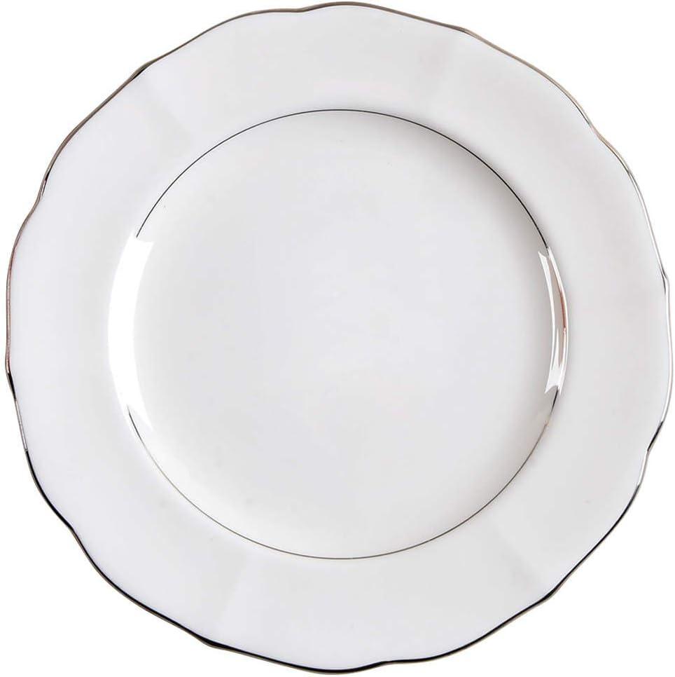 Mikasa Silver Super sale Moon sale Bread Butter Plate