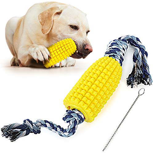Product Image 1: PEWOD Dog Toothbrush Chew Toy for Aggressive Chewers