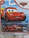 DYS Pixar Cars Rust-eze Racing Center Lightning McQueen