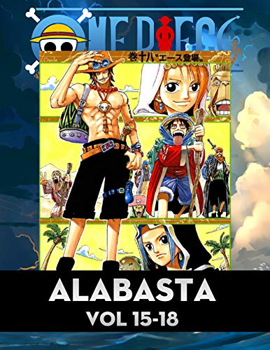 Manga Saga Collections: One Piece ALABASTA Vol 1 (English Edition)