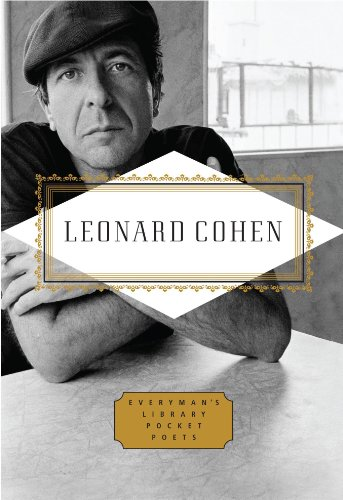 Leonard Cohen Poems: poems and songs