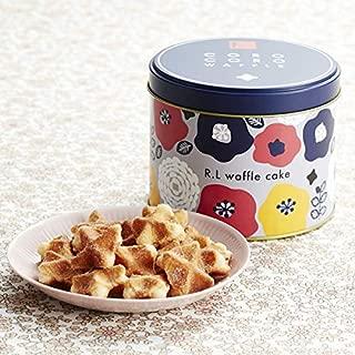 エール・エル 缶入り コロコロワッフル 1缶 ( 3味 プレーン ショコラ ストロベリー 各1袋 )