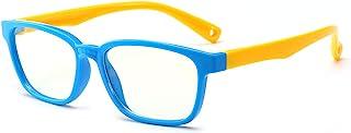 caa08395e8 FOURCHEN Optics Lunette Anti Lumiere Bleue pour enfant - Lunettes Gaming PC  Mobile TV - Filtre