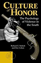 culture of honor psychology