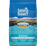 Natural Balance Kitten Formula Dry Cat Food