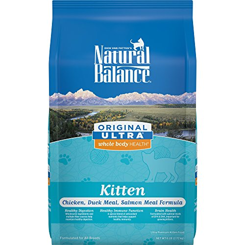 Natural Balance Whole Body Health Dry Kitten Formula