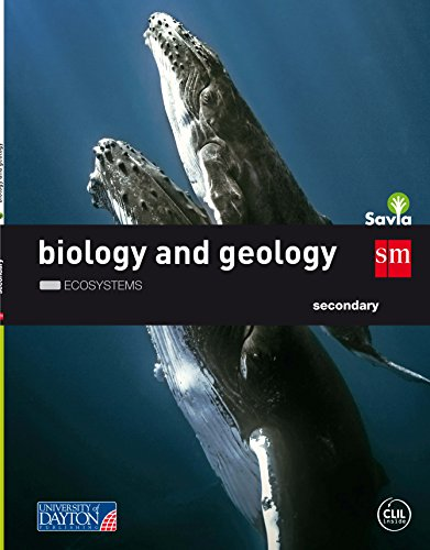 Biology and geology. 1 Secondary. Savia: Asturias
