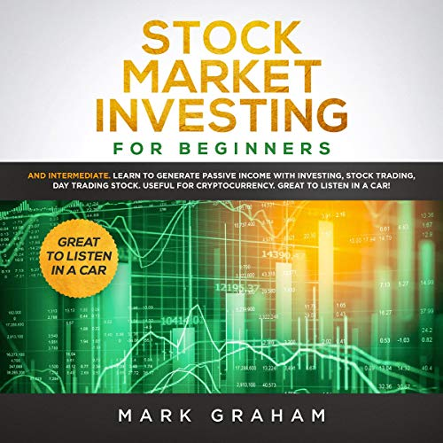 Stock Market Investing for Beginners and Intermediate audiobook cover art
