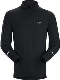 Arc'teryx Men's Cormac Zip Neck Long Sleeve Pullover