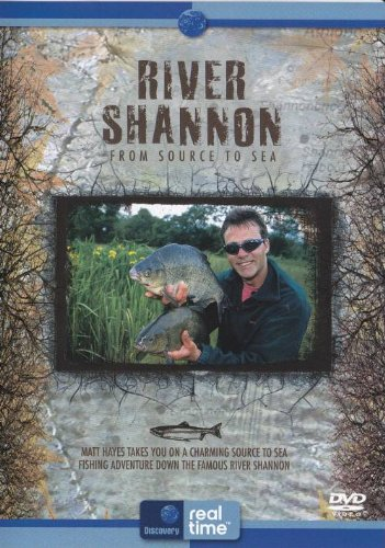 Matt Hayes - From Source to Sea - River Shannon DVD
