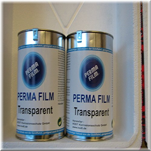 Perma Film 2 x transparent 1 Liter