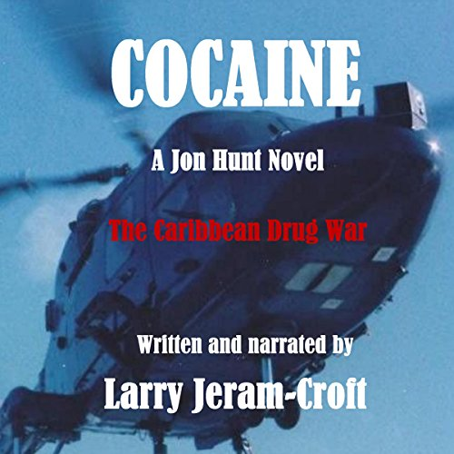 Cocaine audiobook cover art