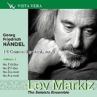 Handel: Lev Markiz Conducts Vo