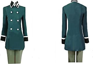 APH Axis Powers Hetalia Switzerland Cosplay Costume