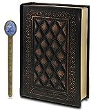 Liying® - Taccuino con copertina in pelle, per diario personale, diario di viaggio, schiz...