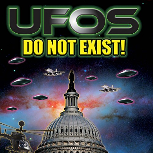 UFOs Do Not Exist! cover art