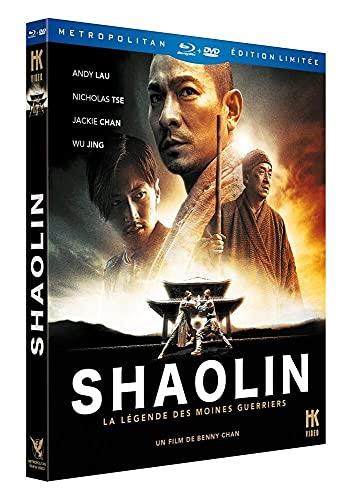Shaolin-La légende des Moines Guerriers [Blu-Ray] [Édition Limitée]