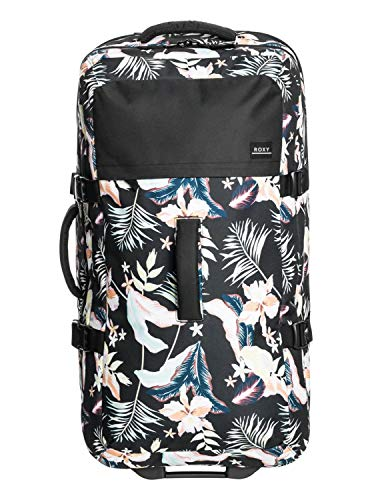 Roxy Fly Away Too 100L - Grande Valise à roulettes -...