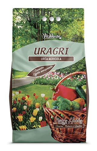 URAGRI, concime azotato universale, kg 4, Vitaverde