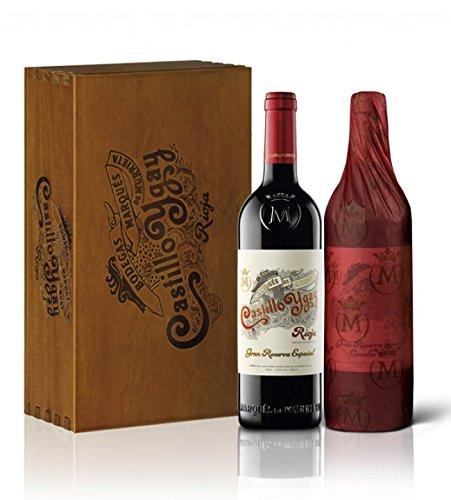 Marqués de Murrieta Castillo Ygay Gran Reserva Especial 2009 - Paquete de 2 x 750 ml - Total: 1500 ml