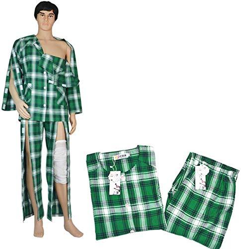 PREMOD Inkontinenz-Anzug für Erwachsene, für Behinderungen, Brüche, bettlägerige Patienten, ältere Menschen, chirurgische Patienten, XXL