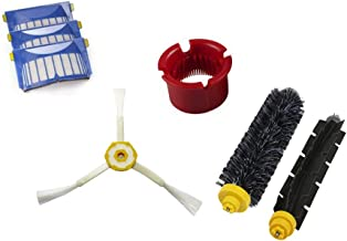 Avisage Sweeping robot accessories set Seven-piece set For iRobot Roomba 600 Series Vacuum Cleaning Robots
