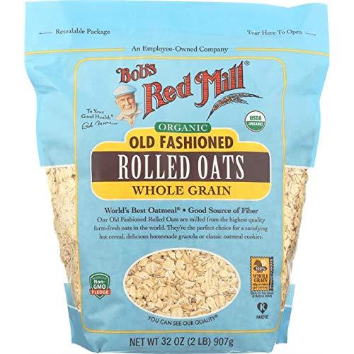 Bob's Red Mill(ボブズレッドミル)『オーガニック オールド ファッションド ロールドオーツ』