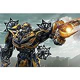 Película Transformers 4 Optimus Prime Bumblebee, de madera rompecabezas for adultos de los niños, 300/500/1000/1500 Piezas for Boy Amigas juguetes del regalo de la decoración del hogar Juego Descompre