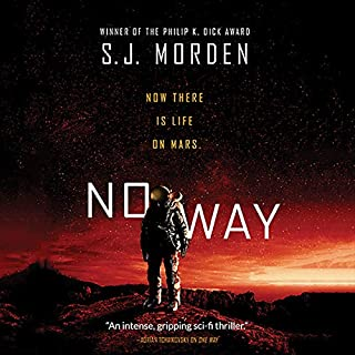 No Way audiobook cover art