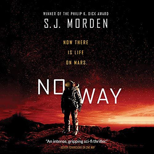 No Way audiobook cover art