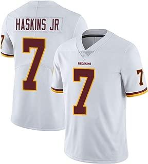 VF LSG Washington Redskins #7 Dwayne Haskins JR White Limited Embroidery Jersey for Men Women Youth