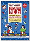 Chapterwise MCQs Book for ICSE Class 10 Semester I Exam 2021 : 2000+ New Pattern Questions (Physics, Chemistry, Maths, Biology, Computer Applications) (Textbook)