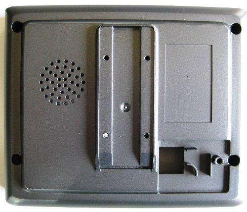 BLAUPUNKT Monitor Navigationssystem Gehäuseteil Abdeckung hinten Ersatzteil 8619
